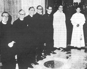 Paulo VI com os protestantes