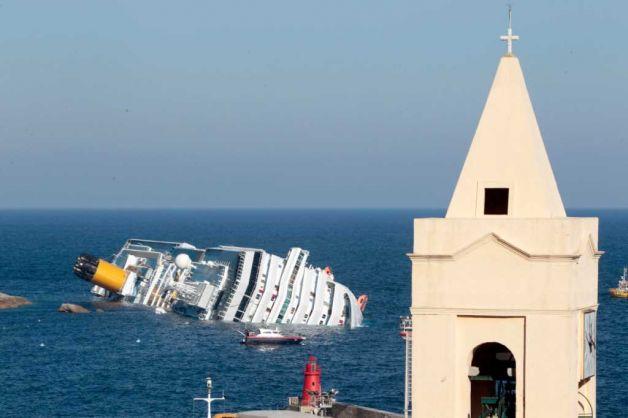Chaplain Costa Concordia Crew Showed Personal Sacrifice